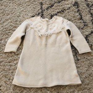 Baby Gap fringe dress